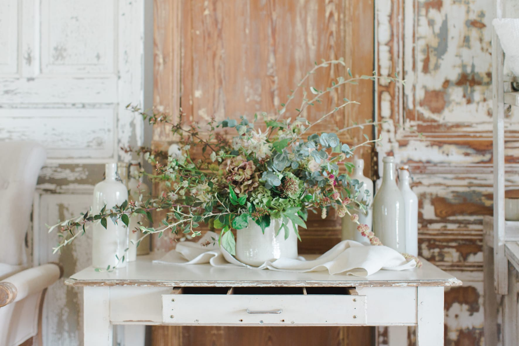O bonheur des dames - location mobilier mariage - Nantes