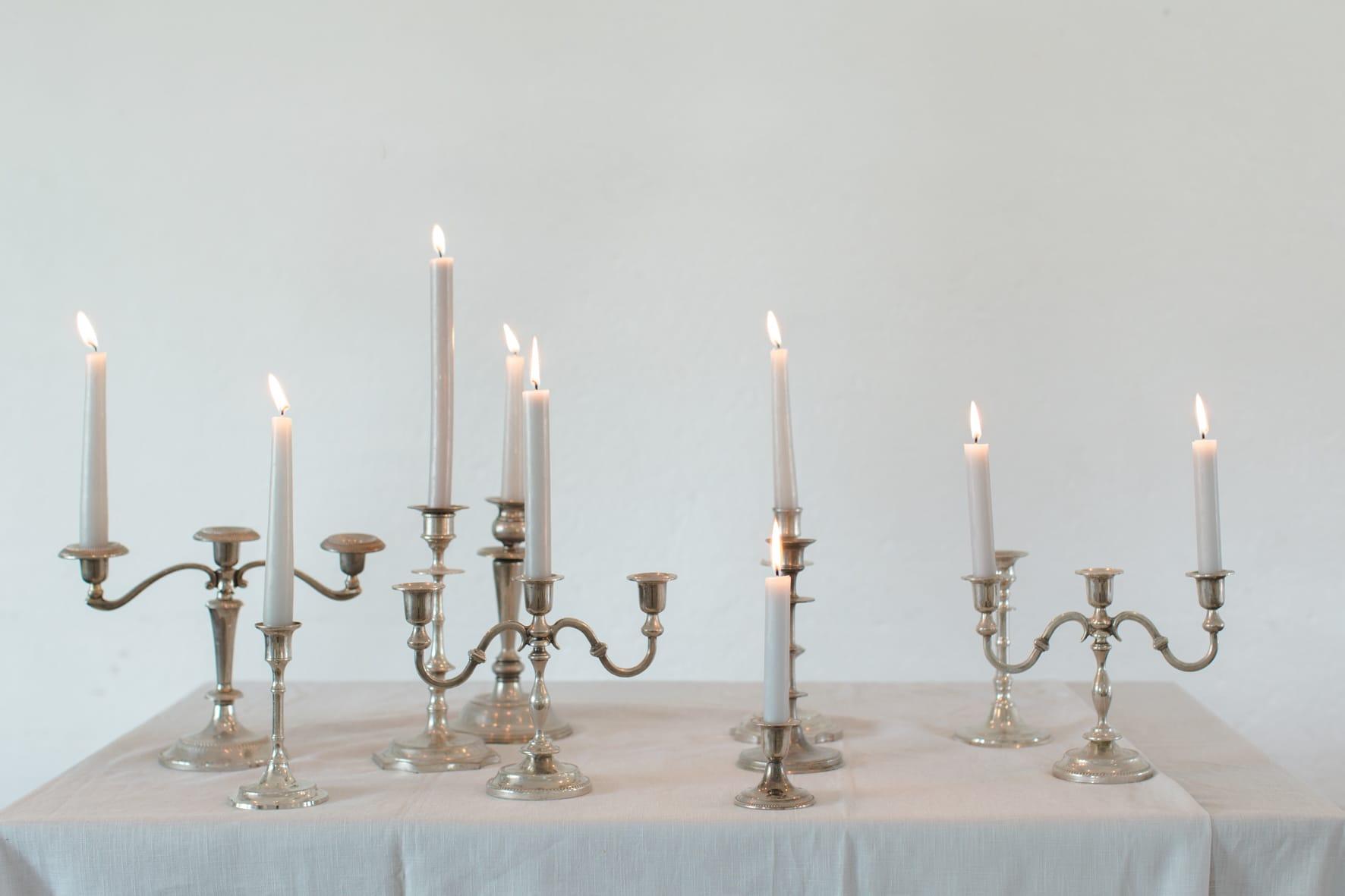 O bonheur des dames - Location de moblier et de décoration de mariage - Nantes - Lookbook gris